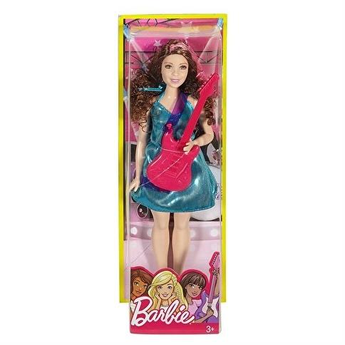 Barbie Barbie Kariyer Bebekleri Renkli